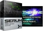 THE ONE Supersaw Antidotes For XFER RECORDS SERUM