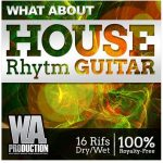 WA Production What About House Rhythm Guitar