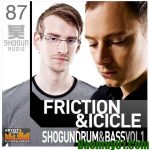 Loopmasters Friction & Icicle Shogun Audio Drum And Bass Vol.1
