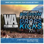 WA Production What About Big Room Festival Drops and Kicks WAV MiDi