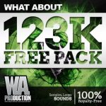 WA Production What About 123K FREE PACK WAV PRESETS