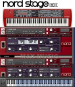 94 Leads Clavia Nord Stage Kontakt Library