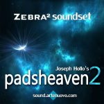 Sound Artenuovo Padsheaven Bundle Pack For U-he Zebra2