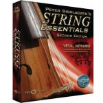 Best Service Peter Siedlaczek String Essentials 2nd Edition KONTAKT