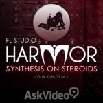 Ask Video FL Studio 203 Harmor Synthesis On Steroids TUTORiAL-SYNTHiC4TE