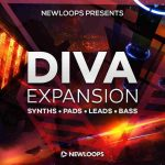 New Loops Diva Expansion For U-HE DiVA-DISCOVER