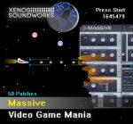 Xenos Soundworks Videogame Mania For NI Massive