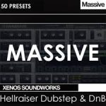 Xenos Soundworks Hellraiser Dubstep & DnB For Ni MASSiVE NMSV-DISCOVER