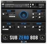 Echo Sound Works Sub Zero 808 KONTAKT