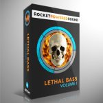 Rocket Powered Sound Lethal Bass Vol.1 For Xfer Serum