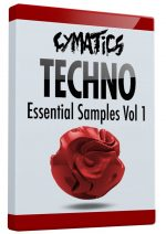 Cymatics Techno Essential Samples Vol.1 WAV
