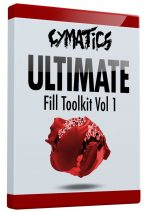 Cymatics Ultimate Fill Toolkit Vol.1 WAV