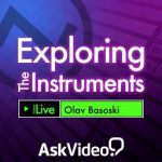 Ask Video Live 9 104 Exploring The Instruments TUTORiAL-SYNTHiC4TE