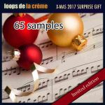 Loops De La Creme X-MAS 2017 Limited Edition WAV