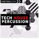 Function Loops Tech House Percussion WAV-DISCOVER