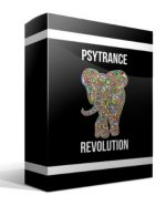 Evolution Of Sound Psytrance Revolution WAV MiDi FXP ALS