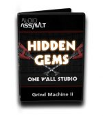 Audio-Assault Hidden Gems Amp Pack For Grind Machine II-SYNTHiC4TE