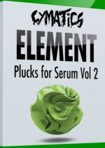 Cymatics Element Plucks For Serum Vol.2 FXP