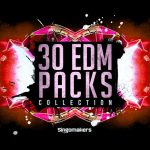 Singomakers 30 EDM Packs Collection WAV MiDi Sylenth Massive Spire and Serum