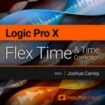 MacProVideo Logic Pro X 302 Flex Time and Time Correction TUTORiAL-SYNTHiC4TE