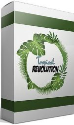 Evolution Of Sound Tropical Revolution WAV MiDi FLP Ableton LENNAR DiGiTAL SYLENTH1 XFER RECORDS SERUM