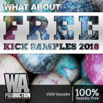 WA Production What About FREE Kick Samples 2018