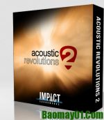 Impact Soundworks Acoustic Revolutions 2 WAV AiFF UPDATE-SYNTHiC4TE