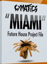 "Cymatics ""Miami"" Future House Project File ALS LOGIC FL"