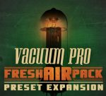 AIR Music Technology Fresh Air Pack Vol.1 For Vacuum Pro-SYNTHiC4TE