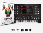 Initial Audio Hiphop Legends VST Expansion HeatUp2