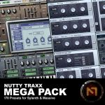 Nutty Traxx Mega Pack For NATiVE iNSTRUMENTS MASSiVE AND SYLENTH1-DISCOVER