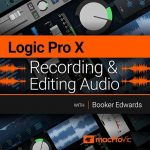 MacProVideo Logic Pro X 102 Recording and Editing Audio TUTORiAL