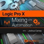 MacProVideo Logic Pro X 104 Mixing and Automation TUTORiAL