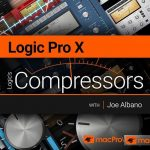 MacProVideo Logic Pro X 203 Logics Compressors TUTORiAL-SYNTHiC4TE