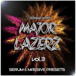 Patchmaker MAJOR LAZERZ VOL.3 For NATiVE iNSTRUMENTS MASSiVE AND XFER RECORDS SERUM-DISCOVER