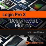 MacProVideo Logic Pro X 206 The Delay Reverb Plugins TUTORiAL