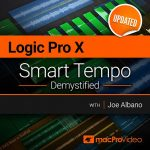 MacProVideo Logic Pro X 301 10.4.2 Smart Tempo Demystified TUTORiAL