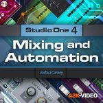 Ask Video Studio One 4 104 Mixing and Automation TUTORiAL