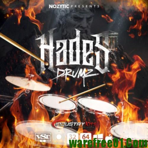 IndustryKits Hades Drumz VST WiN-OSX-RETAiL UPDATE 1-SYNTHiC4TE