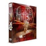 Epic Stock Media Drums To Die For Vol.4 WAV