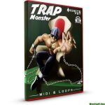 Initial Audio Trap Monster Construction Kit Vol.1 WAV MIDI