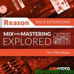Ask Video Reason Rack Extensions 103 Mixing and Mastering Rig V4 Explored TUTORiAL