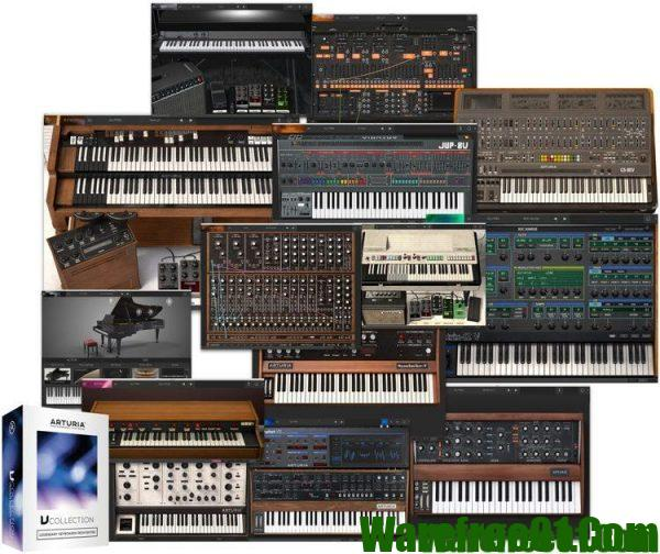 Arturia Synth Collection 2019 5 CSE-V R – ♬ PLUGiNS – SAMPLES