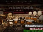 Groove3 Orchestral Percussion SDX Explained TUTORiAL-SYNTHiC4TE