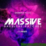 Ghosthack 100 BASSLINE MASSIVE PATCHES