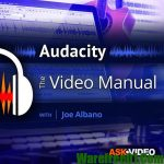 Ask Video Audacity 101 Audacity The Video Manual TUTORiAL-SYNTHiC4TE
