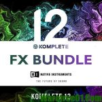 Native Instruments KOMPLETE 12 FX Bundle 2020.6-V.R
